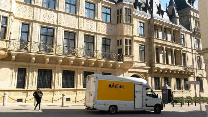 Moving Company Luxembourg Ville