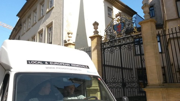 MoverManiac Removals Luxembourg