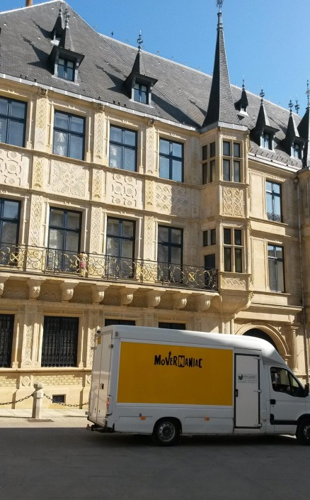 Moving Company Luxembourg